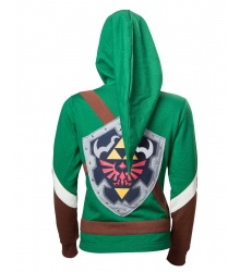 Legend of Zelda Girlie-Kapuzenjacke Link 1